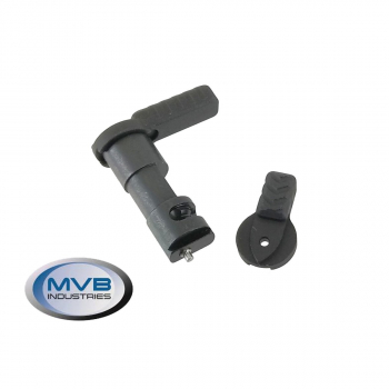 Oboustranná pojistka pro AR15, krok 90°, MVB Industries