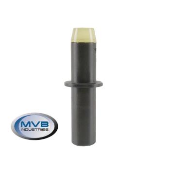 Doraz závěru MVB Industries pro AR15, těžký H2, nerez, 133g, pro pažbu MVB