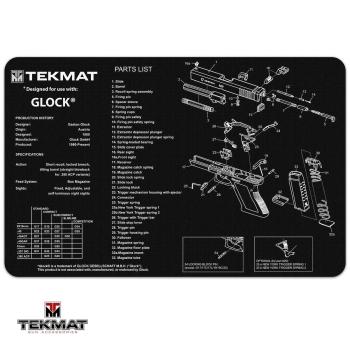 Podložka TekMat s motivem Glock