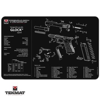 Podložka TekMat s motivem Glock Gen4