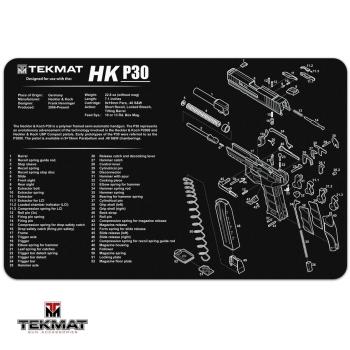 Podložka TekMat s motivem Heckler & Koch P30