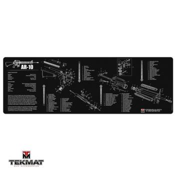 Podložka TekMat s motivem AR-10