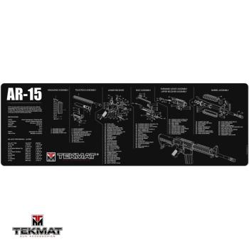 Podložka TekMat s motivem AR-15 černá