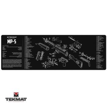 Podložka TekMat s motivem Heckler & Koch MP5