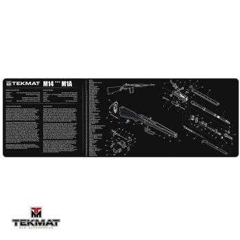 Podložka TekMat s motivem M14 (M1A)