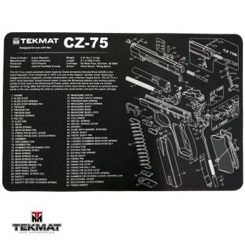 Podložka TekMat s motivem CZ-75