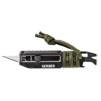 EDC nůž Prybrid-X Solid State small, Onyx, Gerber