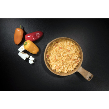 Dehydrované jídlo - Shakshuka, Tactical Foodpack