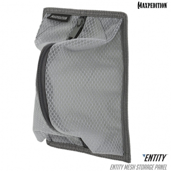 Organizér Entity™ Hook & Loop Mesh Storage Panel, šedá, Maxpedition