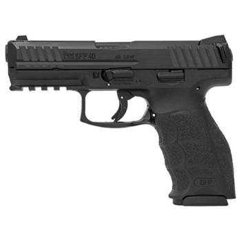 Pistole Heckler & Koch SFP40, .40 S&W
