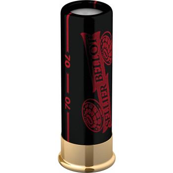 Lovecké brokové náboje RED AND BLACK 20/65, brok 3,5 mm, 10 ks, Sellier&Bellot