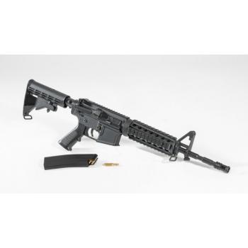 Model pušky ATI AR15, měřítko 1:3