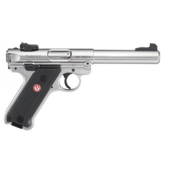 Pistole Ruger MKIV Target Stainless