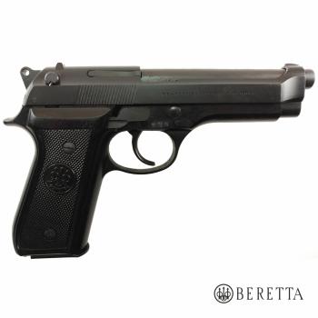 """Beretta 92S, hlaveň 4,9"""", ráže 9 mm Luger, pistole samonabíjecí, použitá"""