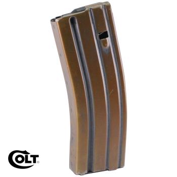 Zásobník Colt M16, 5,56x45 / .223 REM, 30 nábojů, hliníkový, použitý