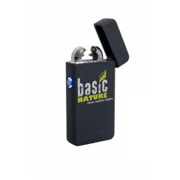 Zapalovač BasicNature 'Arc USB' - černý