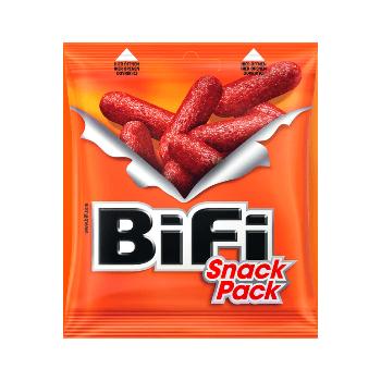 BiFi Snack Pack 60 g, uzený salám - klobása, Jack Link's