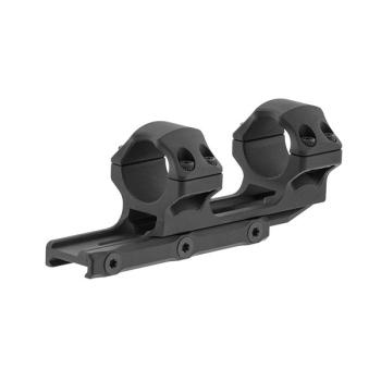 """UTG ACCU-SYNC montážní kroužky 1"""", střední profil, offset 34mm, pro rail Picatinny"""