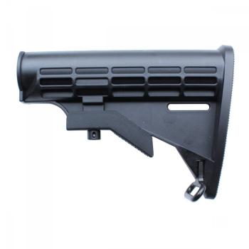 Pažba teleskopická Stag pro M4/AR15, Mil-Spec, polymer