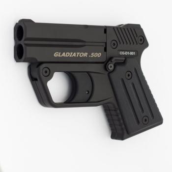 Perkusní pistole Czechgun Gladiator .500 HD BASIC