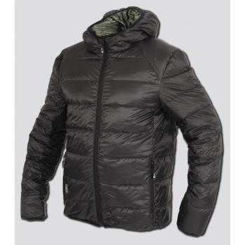 Oboustranná zimní péřová bunda, černá, Promacher