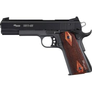 Pistole SIG SAUER 1911, 22LR, 10+1 ran, černá