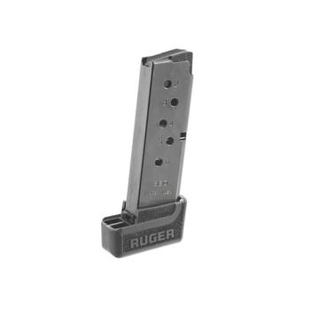 Zásobník Ruger LCP II, ráže 9mm Browning, prodloužený na 7 ran