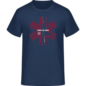 Pánské triko CLS I., modré, Forces Design