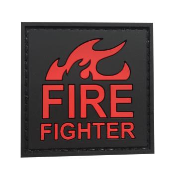 PVC nášivka - FIRE FIGHTER