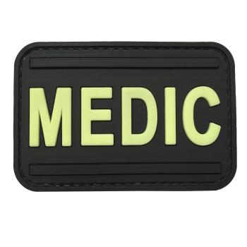 PVC nášivka - Glow Medic
