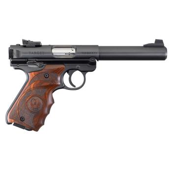 """Samonabíjecí pistole Ruger Mark IV Target, lamino střenky, .22 LR, 5,5"""", Ruger"""