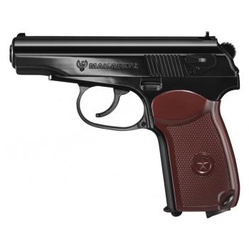 Vzduchová pistole Makarov, CO2, 4,5 mm BB