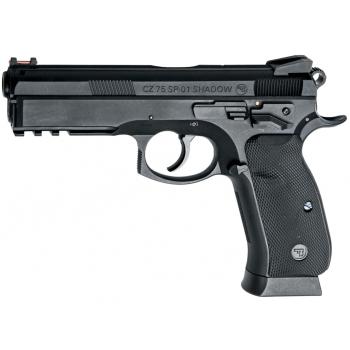 Vzduchová pistole CZ-75 SP-01 Shadow CO2, 4,5 mm BB