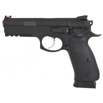 Vzduchová pistole CZ-75 SP-01 Shadow BlowBack, CO2, 4,5 mm