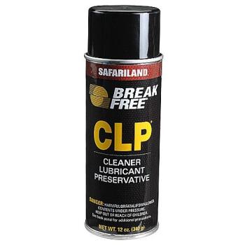 Čisticí a konzervační olej BREAK-FREE CLP-12, 12 OZ./340 g aerosol