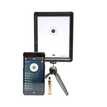 Elektronický terč pro přesnou střelbu Accurize, Laser ammo