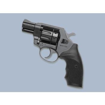 """Revolver Alfa model 620 2"""", 6mm Flobert, niklovaný, pevné hledí, plastové střenky"""