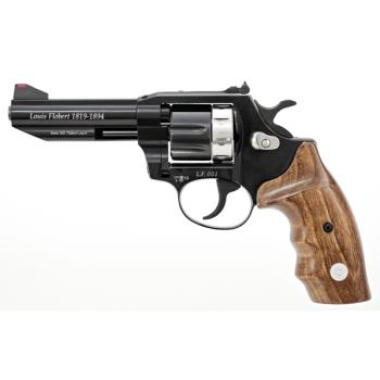"""Revolver Alfa model 641 4"""", 6 mm Flobert, limitovaná edice k výročí narození Louise Floberta"""