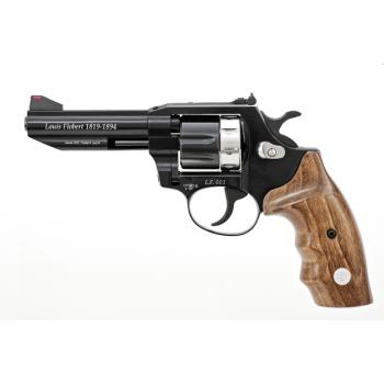 """Revolver Alfa model 661 6"""", 6mm Flobert, limitovaná edice k výročí narození Luise Floberta"""