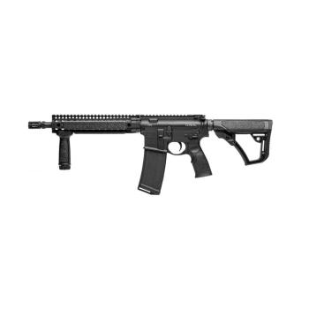 """Samonabíjecí puška Daniel Defense M4 V4 S, 11,5"""", .223 Rem, s přední rukojetí"""