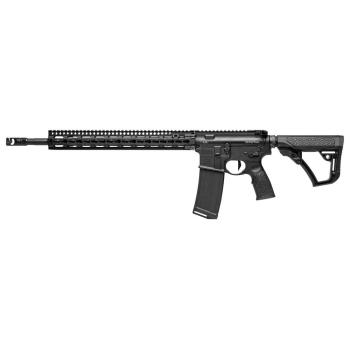 """Samonabíjecí puška Daniel Defense M4 V11 16"""", ráže .223 Rem, černé, kompenzátor"""