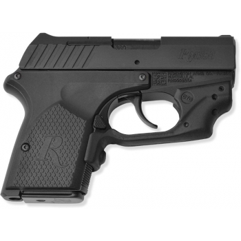 "Samonabíjecí pistole Remington RM 380 Crimson Trace, 2,9"", 9 mm Browning, CT grip, laser"
