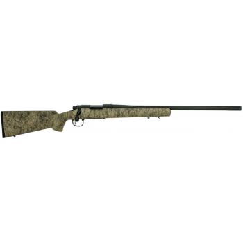 """Opakovací kulovnice Remington 700 Stainless 5-R, 24"""" Gen 2, .300 Win Mag, závit, nerez, černé, kulatá páka"""