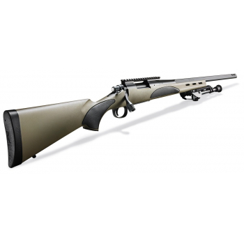 "Opakovací kulovnice Remington 700 VTR, 22"" triangular, .308 Win, FDE pažba"