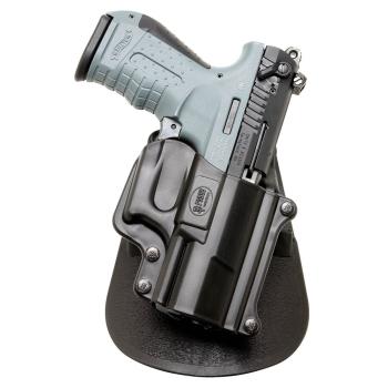 Polymerové pouzdro Fobus WP-22, pádlo pro Walther P22