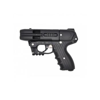 Pepřová pistole JPX4 Jet Defender Laser - černá