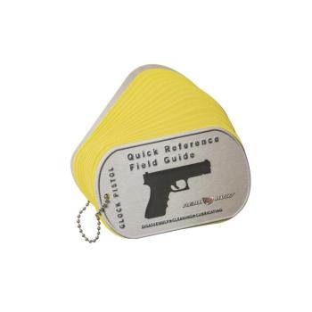 Kapesní průvodce péčí o pistole Glock - Glock Field Guide