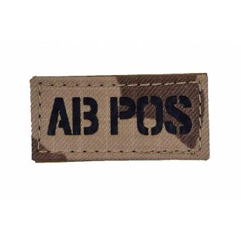 IR znak AČR - AB POS, vz. 95 pouštní
