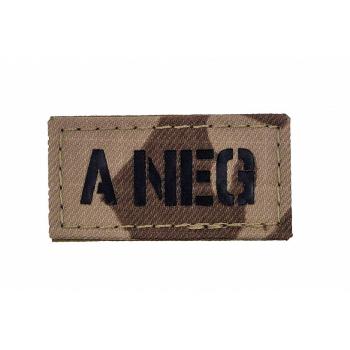 IR znak AČR -  A NEG, vz. 95 pouštní