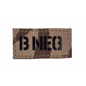IR znak AČR - B NEG, vz. 95 pouštní